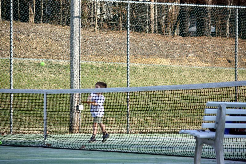B tennis 2