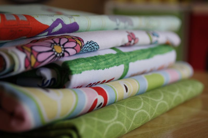 B fabric