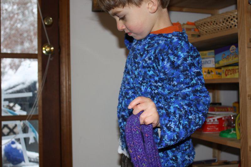 B brother sweater