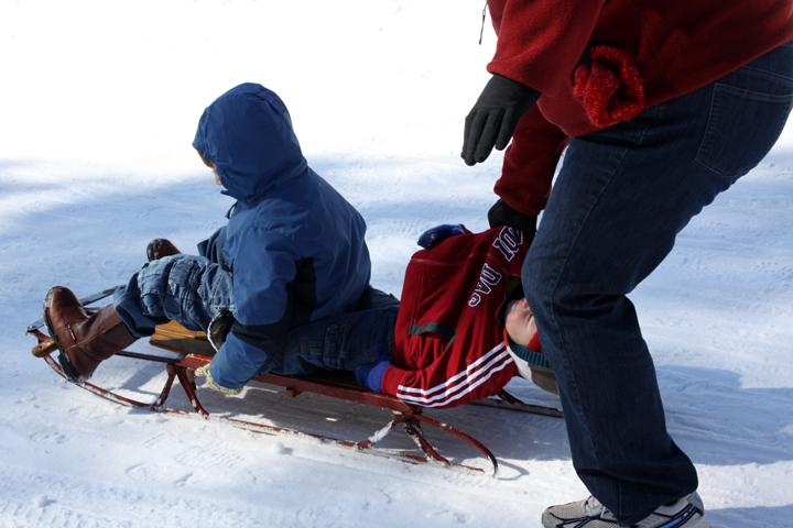Abe sled 2