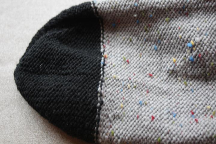 Sock kitchner inside