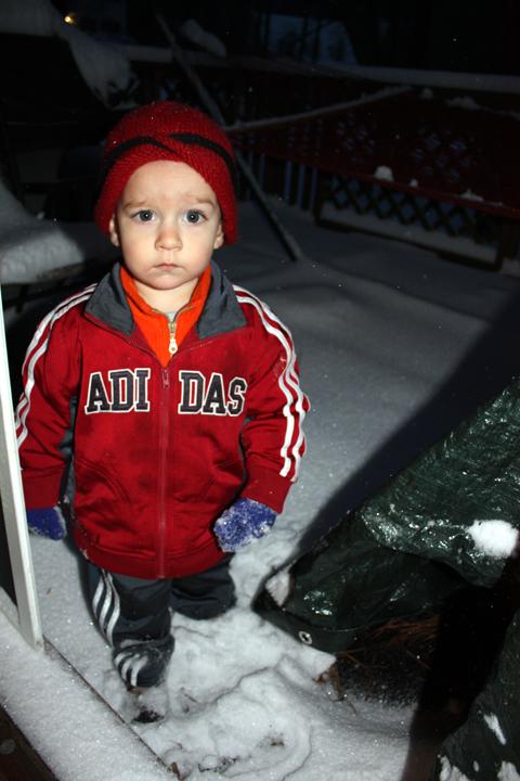 Abe snow
