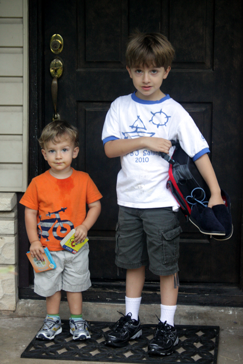 First day of elementary